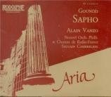 GOUNOD - Cambreling - Sapho (live Paris 5 - 1 - 1979) live Paris 5 - 1 - 1979