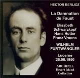 BERLIOZ - Furtwängler - La Damnation de Faust