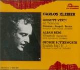 VERDI - Kleiber - La traviata, opéra en trois actes (live München 1978) live München 1978