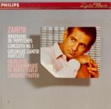 ZAMFIR - Zamfir - Concerto pour flûte de pan