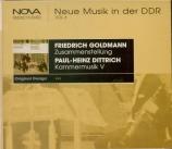 Neue Musik in der DDR Vol.6