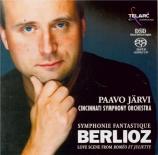 BERLIOZ - Järvi - Symphonie fantastique op.14