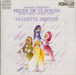 COUPERIN - Dreyfus - Troisième livre de pièces de clavecin : treizième o Import Japon