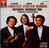 BEETHOVEN - Ashkenazy - Trio avec piano n°6 op.97 'L'archiduc' Import Japon
