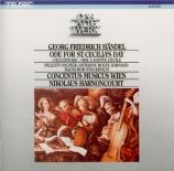 HAENDEL - Harnoncourt - Ode for St. Cecilia's Day HWV.76