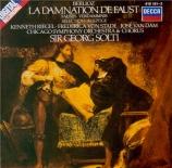 BERLIOZ - Solti - La Damnation de Faust : extraits