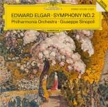 ELGAR - Sinopoli - Symphonie n°2 op.63