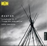 DVORAK - Levine - Symphonie n°9 en mi mineur op.95 B.178 'Du Nouveau Mon