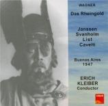 WAGNER - Kleiber - Das Rheingold (L'or du Rhin) WWV.86a live Buenos Aires 7 - 8 - 47