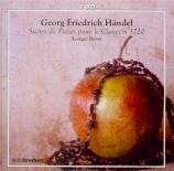 HAENDEL - Rémy - Suite pour clavier n°1 en la majeur vol.1 n°1 HWV.426