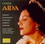 VERDI - Erede - Aida, opéra en quatre actes