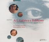 HAENDEL - Haim - Aci, Galatea e Polifemo, masque HWV.72