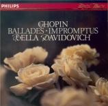 CHOPIN - Davidovich - Ballade pour piano n°1 en sol mineur op.23 n°1