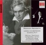 BEETHOVEN - Abendroth - Symphonie n°9 op.125 'Ode à la joie'