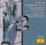 MAHLER - Karajan - Symphonie n°9