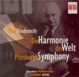 HINDEMITH - Kegel - Die Harmonie der Welt (L'harmonie du monde)