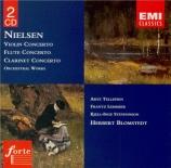 NIELSEN - Blomstedt - Rhapsodie symphonique