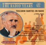 Toscanini Rarities on Radio