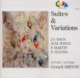 Suites et variations