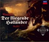 WAGNER - Solti - Der fliegende Holländer (Le vaisseau fantôme) WWV.63