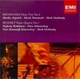 BEETHOVEN - Argerich - Trio avec piano op.11