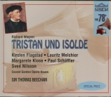 WAGNER - Beecham - Tristan und Isolde (Tristan et Isolde) WWV.90 Live london, 18 & 22 - 06 - 1937