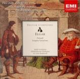 ELGAR - Barbirolli - Enigma variations op.36