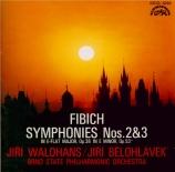 FIBICH - Waldhans - Symphonie n°1 op.17 (import Japon) import Japon