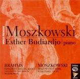 MOSZKOWSKI - Budiardjo - Vingt petites études pour piano op.91