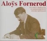 Oeuvres chorales, symphoniques et instrumentales