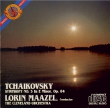 TCHAIKOVSKY - Maazel - Symphonie n°5 en mi mineur op.64