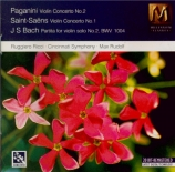 PAGANINI - Ricci - Concerto pour violon n°2 en si mineur op.7 MS.48 'La