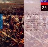 TCHAIKOVSKY - Dorati - Capriccio italien, poème symphonique pour orchest