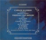 WAGNER - Kleiber - Tristan und Isolde (Tristan et Isolde) WWV.90 Live Wien, 7 - 10 - 1973