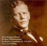 BEETHOVEN - Knappertsbusch - Symphonie n°3 op.55 'Héroïque'