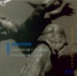 JONSSON - Jia - Symphonie n°1 op.23 'Nordland'