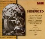 WAGNER - Bodansky - Siegfried WWV.86c (Live MET 30 - 01 - 1937) Live MET 30 - 01 - 1937