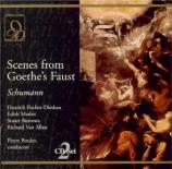 SCHUMANN - Boulez - Szenen aus Goethes Faust (Scènes du Faust de Goethe) Live London, 7 - 3 - 1973