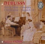 DEBUSSY - Indjic - Pour le piano L.95