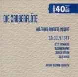 MOZART - Toscanini - Flûte enchantée (La) K.620 (Die Zauberflöte)