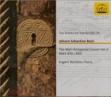 BACH - Koroliov - Le clavier bien tempéré, Livre 2 BWV 870-893 The Koroliov Series vol.6