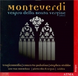 MONTEVERDI - Stubbs - Vespro della beata Vergine (1610)