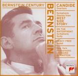BERNSTEIN - Bernstein - Candide  : ouverture