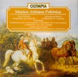 Polish 18th Century Symphonies