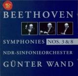 BEETHOVEN - Wand - Symphonie n°3 op.55 'Héroïque'
