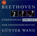BEETHOVEN - Wand - Symphonie n°4 op.60