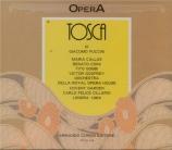 PUCCINI - Cillario - Tosca (live London, Covent Garden, 1964) live London, Covent Garden, 1964