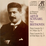 BEETHOVEN - Schnabel - Concerto pour piano n°1 en ut majeur op.15