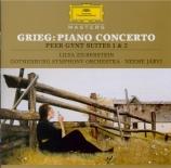 GRIEG - Zilberstein - Concerto pour piano en la mineur op.16