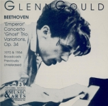 BEETHOVEN - Gould - Concerto pour piano n°5 op.73 'Empereur'